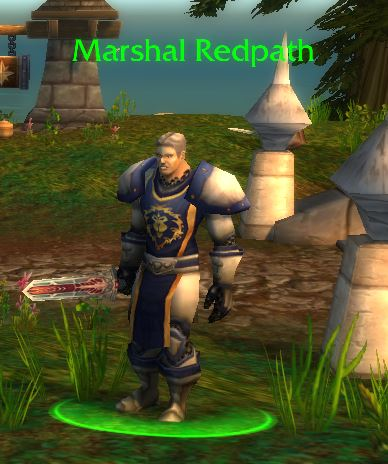 Marshal Redpath